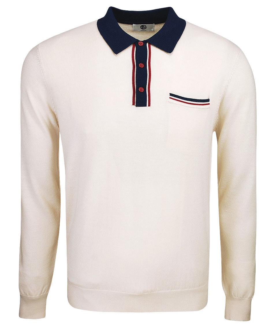 fantastic long sleeve polo shirts for men