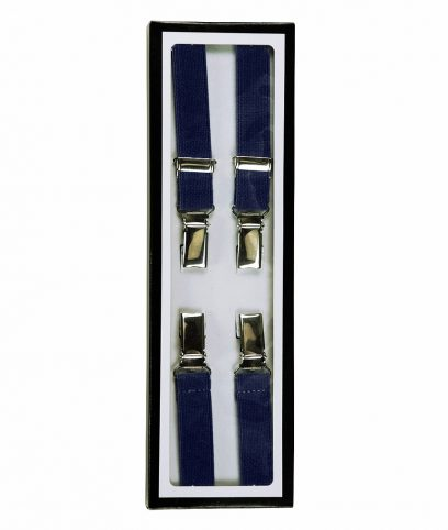 Relco Navy Braces Suspenders