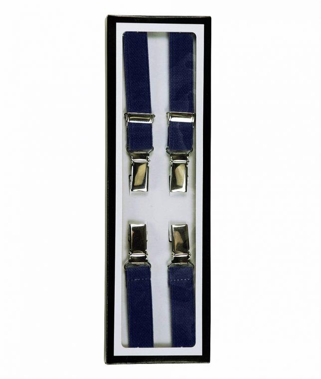 Relco Navy Braces Suspenders