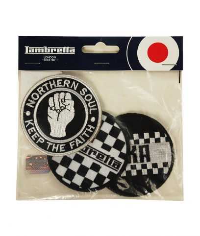 Lambretta Badge Set 3