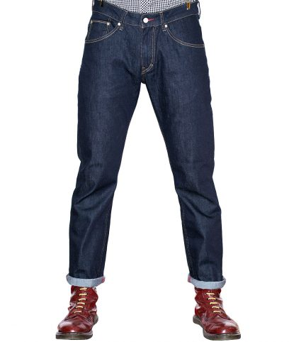 Trojan Records Raw Easyfit Jeans