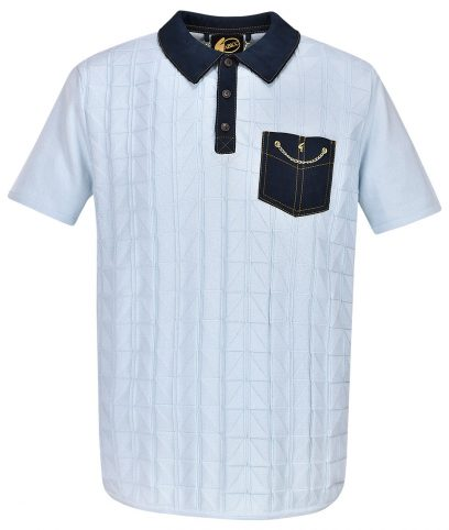 Gabicci Vintage Limited Edition Dawn Woolston Polo T-Shirt