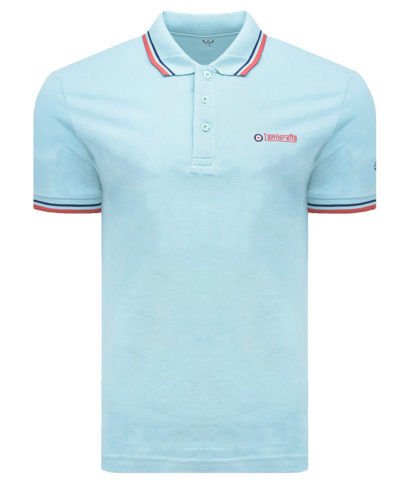 Lambretta Stratosphere Twin Tipped Polo Shirt