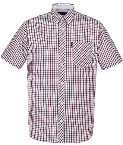 Ben Sherman Blue Depths House Check Shirt