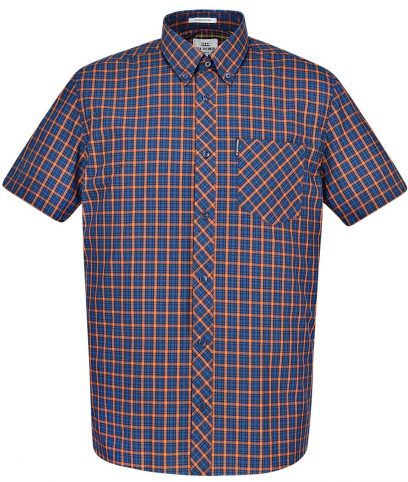 Ben Sherman Navy House Check Shirt