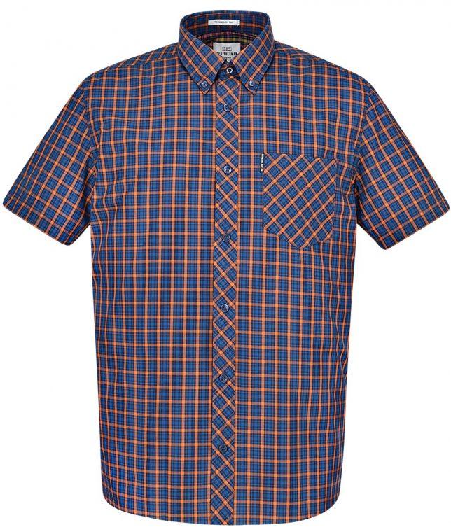 Ben Sherman Navy House Check Shirt