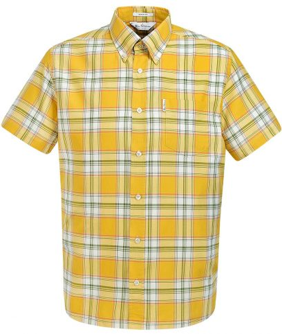 Ben Sherman Dijon Archive Melody Check Shirt