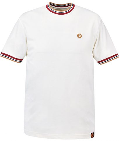 Trojan Records Ecru Plain T-Shirt
